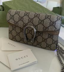 rezz Original Gucci Dionysus torba mini