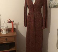 Zara Knit duga haljina limited edition