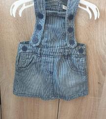 BABY BY LINDEX haljina za bebe