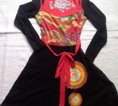 Desigual haljina S, uključena poštarina