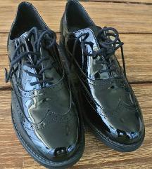 Crne elegantne cipele SNIŽENO