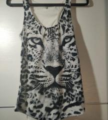 Majica na tigra bijela Tally Weijl