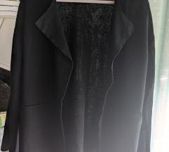 Zara crni sako jakna