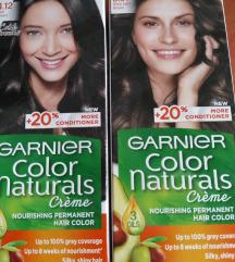 Nove Garnier boje za kosu