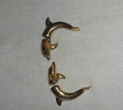 Naušnice- delfini