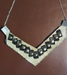 Ogrlica sa dva lica 10 kn +pt