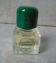 Vintage mini parfem Coriandre