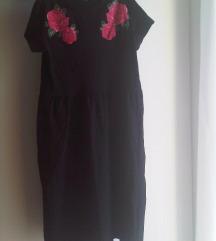 Preslatka pamučna haljina za cure 158/odras. xxs