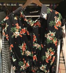 Zara, cvjetna košulja