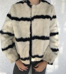 H&M trend krznena bunda