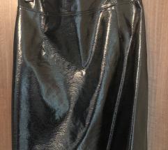Reserved VINIL suknja