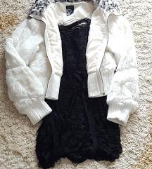 Lot haljina i bunda