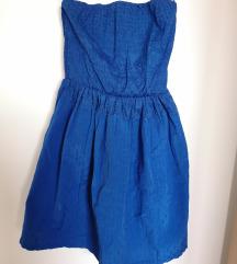 Plava haljina, pt uklj