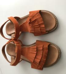 Froddo kozne sandale, kao nove,  br. 33