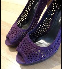 Cipele Zara koža!