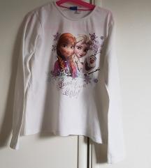 Majica dugih rukava Elsa@Ana vel 134/140