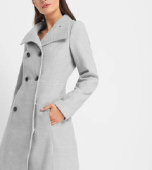 Novi Orsay sivi kaput A kroj