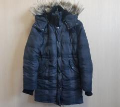 H&M zimska jakna 10-11 god.