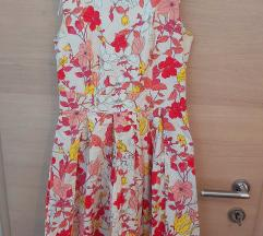 Strukirana ljetna haljina