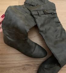 Sive čizme