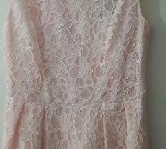 New look čipkana haljina, NOVO