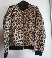 %%Bomber jakna, leopard uzorak 🐯%%