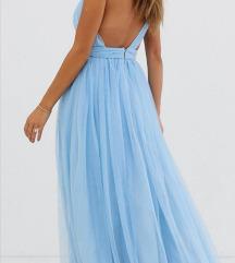 Asos plava haljina