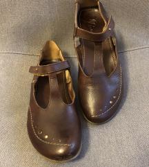 BATA kožne cipele/ balerinke