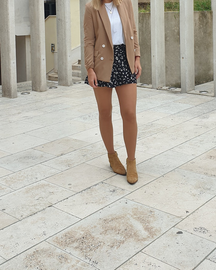 Zara suknja hlace