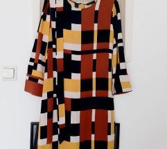 Selected viskozna jesenska haljina S/M