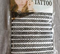 Tattoo ogrlice