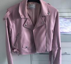 Bershka kozna jakna