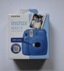 Fujifilm Instax Mini Cobalt Blue, jednom korišten