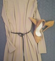 Nova Zimska midi haljina i salonke