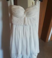 Bijela svečana haljina