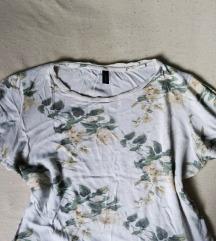 Končana floral majica