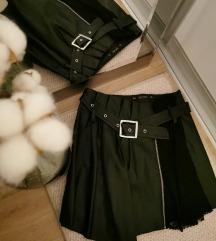 Zara suknja hlače S