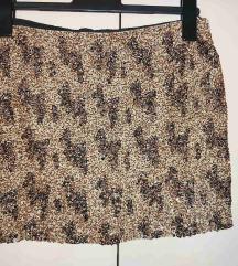 Suknja xs sequin Zara