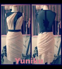 Dizajnerska Yuniku haljina S