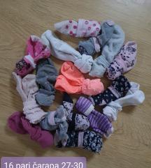 Čarape 27-30