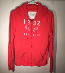Sniženo Abercrombie & Fitch original hoodie duksa