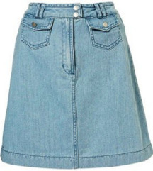 % Topshop suknja