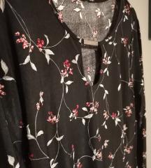 Ljetna cvijetna haljina