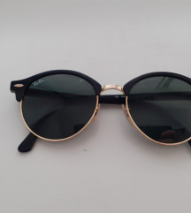 Ray Ban Clubhouse Round black