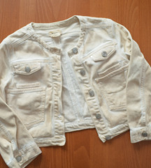 H&M Kratka traper jakna