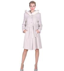 Novi kaput-hrvatski dizajn M-woman -vel 38
