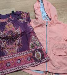 Zara jaknica i gap suknjica