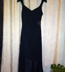 Večernja haljina crna