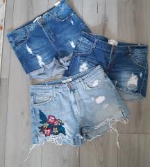 Kratke hlače M/L