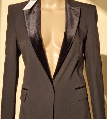 Crno smoking odijelo  Zara